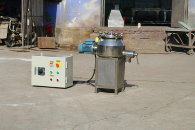 Horizontal Powder Paint Powder Coating High Speed Mixer