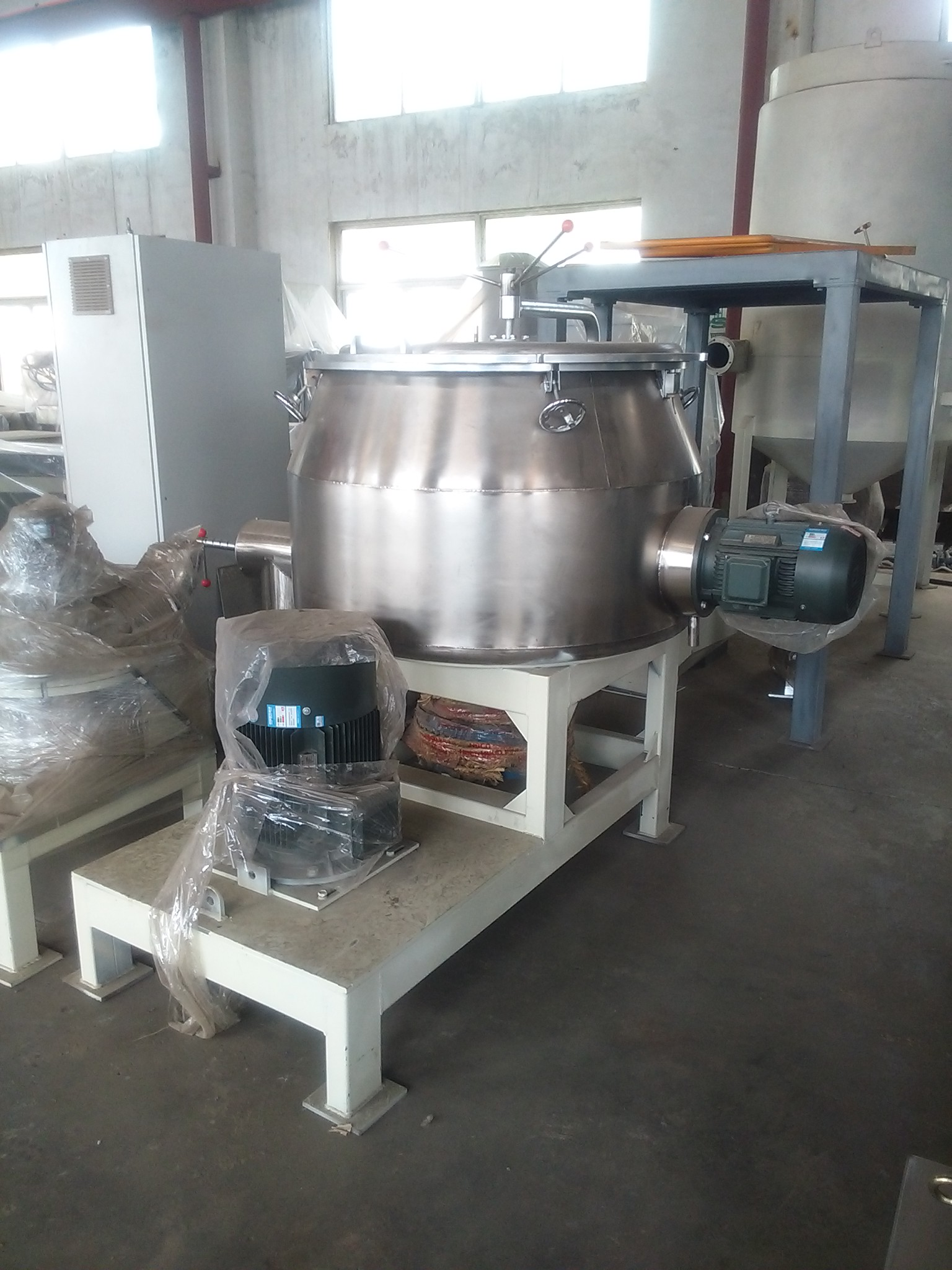 High Speed Type Mixing Machine